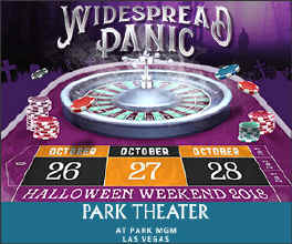 Image result for widespread panic las vegas 2018