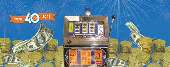 Resorts AC First Slot machine
