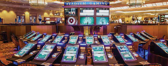 live dealer stadium games casinos atlantic city